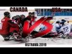 Canada v USA | Para Ice Hockey - Paralympic Sport TV