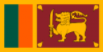 Ceylonese flag