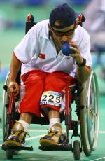 Fernando Ferreira competing