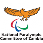 Logo National Paralympic Committee of Zambia
