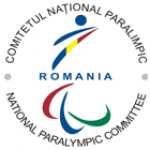 Logo National Paralympic Committee Romania
