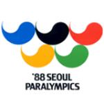Logo Paralympic Games Seoul 1988