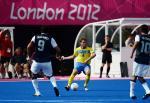 Ukraine football 7-a-side team - London 2012