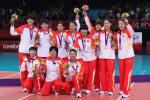 China women's sitting volleyball team