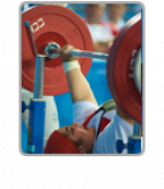 Powerlifting - Classification Icon