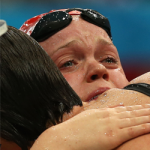 'Ellie Simmonds Top 50 moments icon' logo