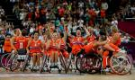 Netherlands women's wheelchair basketball team