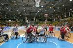 Wheelchair Basketball: Great Britain plays against Turkey