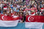 Laruentia Tan family support