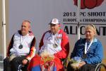 Alicante 2013: R1 medal ceremony