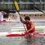No. 42 Para-Canoe - Austria's Mendy Swoboda square