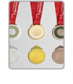 Medals Paralympic