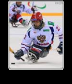 Highlights block Russia ice sledge hockey