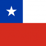 'Chile Flag square' logo