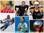 Nominees for the 2014 Laureus Sportsperson of the Year with a Disability Award