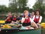 'Surrey Canoe Club' logo