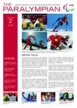 The Paralympian 2006 Issue 2 Cover