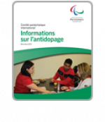 Anti-doping leaflet French