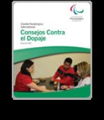Anti-doping leaflet Spanish