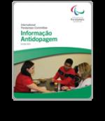 Anti-doping leaflet Portuguese