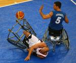 Israel vs USA - Wheelchair Basketball