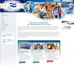 El Salvador website screenshot