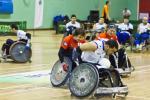 Czech wheelchair rugby team