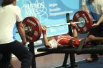 Powerlifting at the 2013 Parapan Youth Games