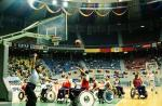 Match Wheelchair Basketball, Seoul 1988