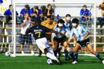 Brazil's player Jefinho in action