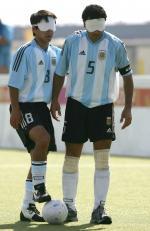 Lucas Rodriguez and Silvio Velo
