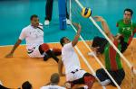 Sitting volleyball: Iran vs Egypt