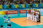 Team Egypt Sitting Volleyball Men
