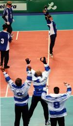 Finland Men Goalball Team