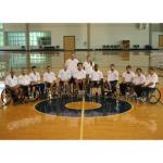 Photography USA Wheelchair Rugby Team