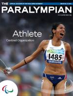 The Paralympian Issue 2 2010 Cover