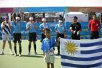Presentation of Football 5-a-side Team Uruguay