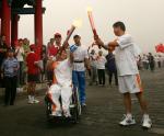 Torch Relay Beijing