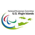 The logo of the US Virgin Islands