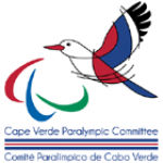 A picture of the emblem of Cape Verde Paralympic Committee