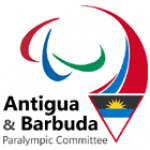The logo of Antigua and Barbuda Paralympic Committee Inc.
