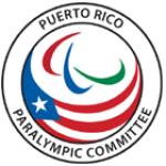 Comite Paralimpico de Puerto Rico emblem