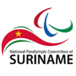 National Paralympic Committee of Suriname emblem