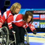 '19 Canada Wheelchair Curling square' logo