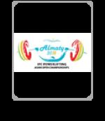 Almaty 2015 logo icon