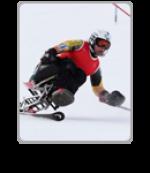 2013 IPC Alpine Skiing World Championships La Molina - IPC Alpine Skiing Icon