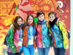 Sochi 2014 volunteers
