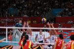 Allison ALDRICH - Sitting Volleyball - London 2012 Paralympic Games