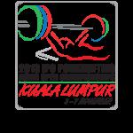 Logo Kuala Lumpur 2013 grey frame