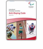Anti-doping Code Cover